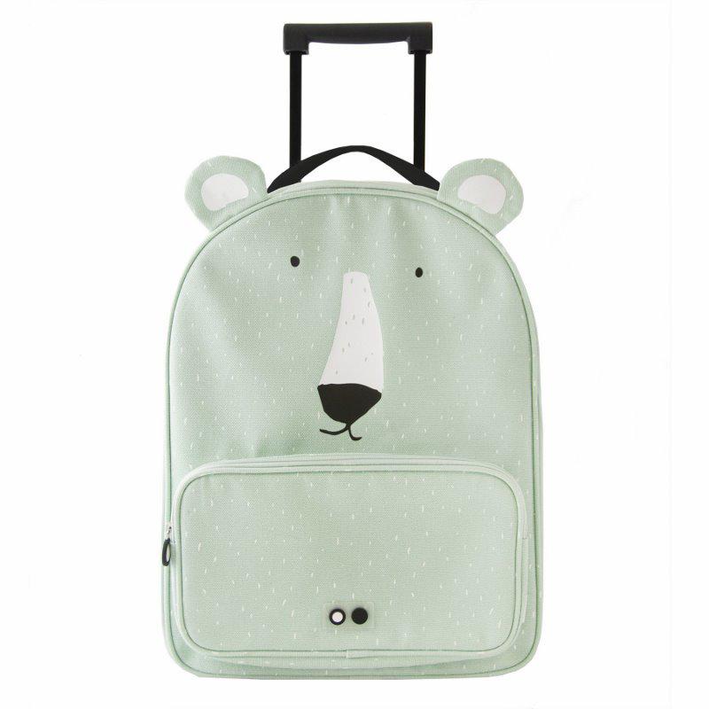 Immagine di Trixie Baby® Trolley per bambini Mr. Polar Bear