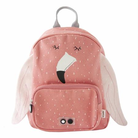 Immagine di Trixie Baby® Zaino per bambini Mrs. Flamingo