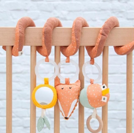 Trixie Baby® Spirale d'attività Mr. Fox