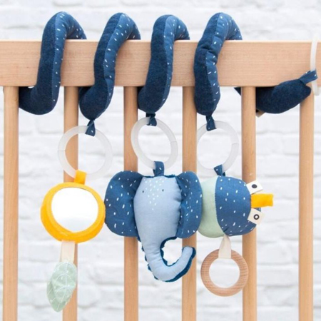Immagine di Trixie Baby® Spirale d'attività Mrs. Elephant