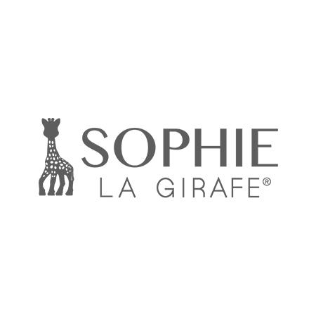 Immagine di Vulli® Doudou con portaciuccio Giraffa Sophie