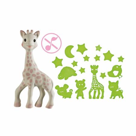 Immagine di Vulli® Giraffa Sophie Notte tranquilla Pink