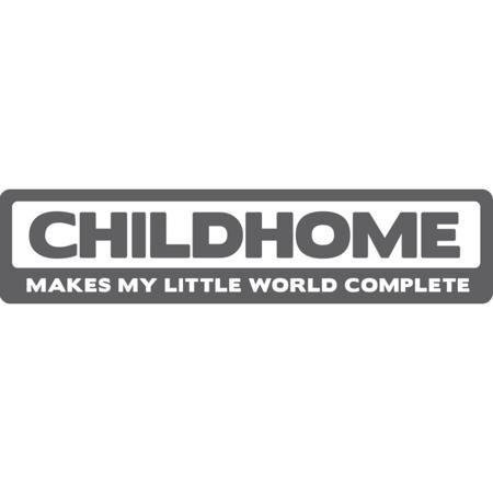 Childhome® Posteljica z vzmetnico iz ratana