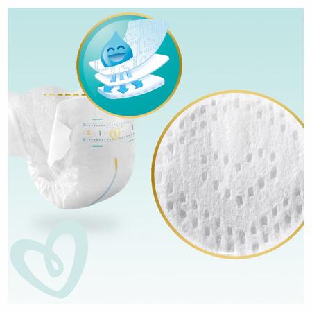 Slika Pampers® Pleničke Premium Care novorojenčki vel. 1 (2-5kg) 78 kosov