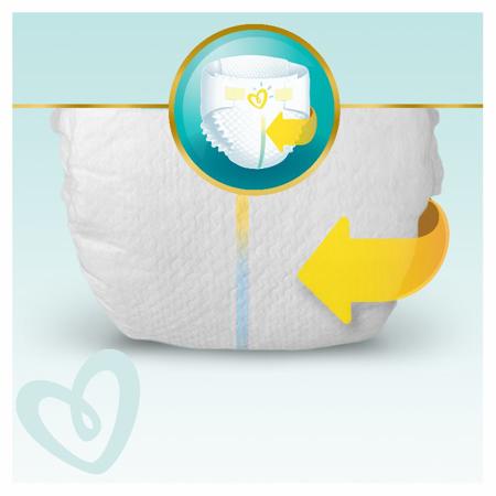 Immagine di Pampers® Pannolini Premium Care neonatii 1 (2-5 kg) 78 pz.