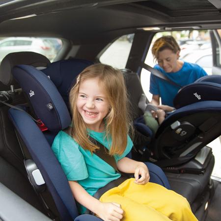 Immagine di Joie® Seggiolino auto Verso™ 0+/1/2/3 (0-36 kg) Cherry