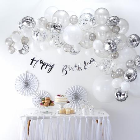 Immagine di Ginger Ray® Lok iz balonov Silver