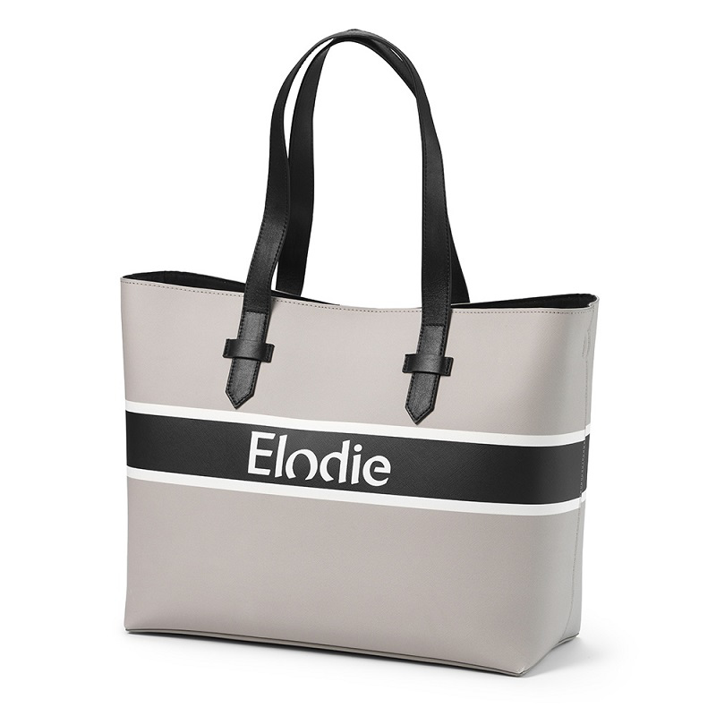 Elodie Details® Previjalna torba Saffiano Logo tote