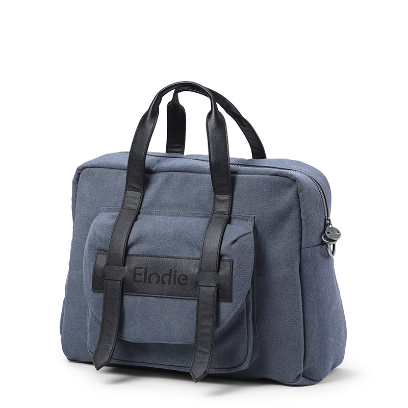 Elodie Details® Previjalna torba Signature Edition Juniper Blue
