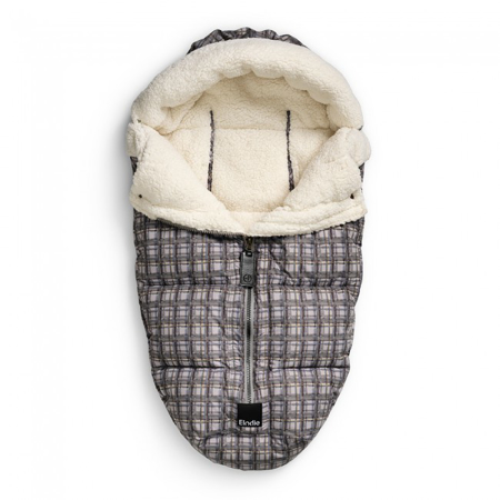 Elodie Details® Sacco invernale Paris Check