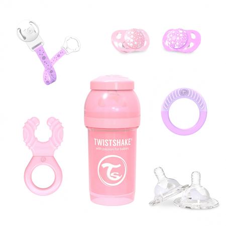Immagine di Twistshake® Baby Girl pacco regalo Pink&Purple