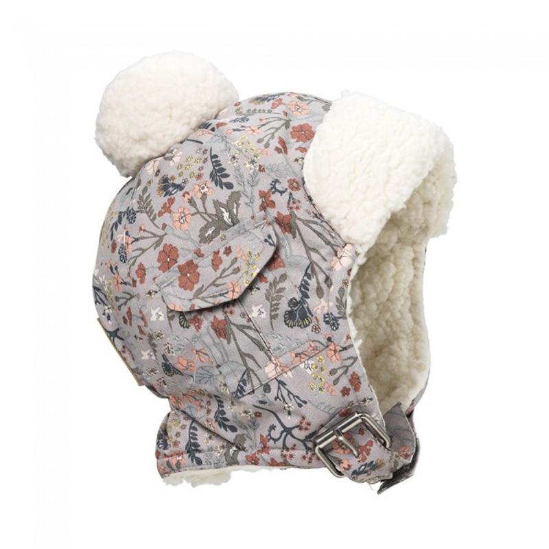 Immagine di Elodie Details® Cappellino invernale Vintage Flower 0-6 M