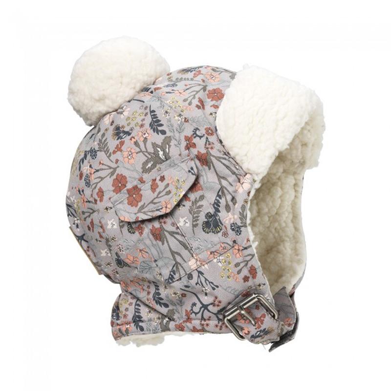 Immagine di Elodie Details® Cappellino invernale Vintage Flower 1-2 anni