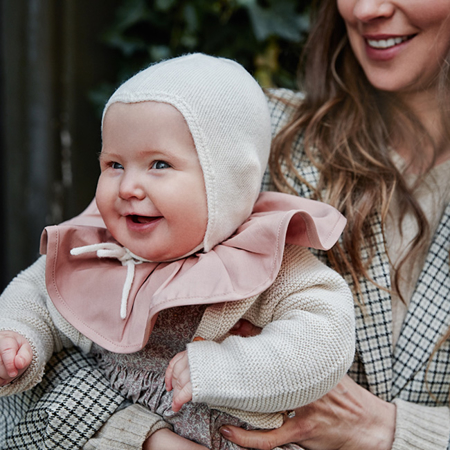 Immagine di Elodie Details® Primo cappellino Vanilla White