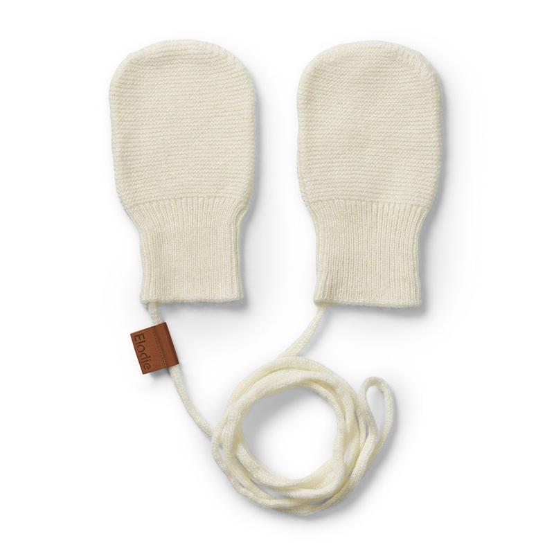 Immagine di Elodie Details® Primi guanti Vanilla White 0-12 M
