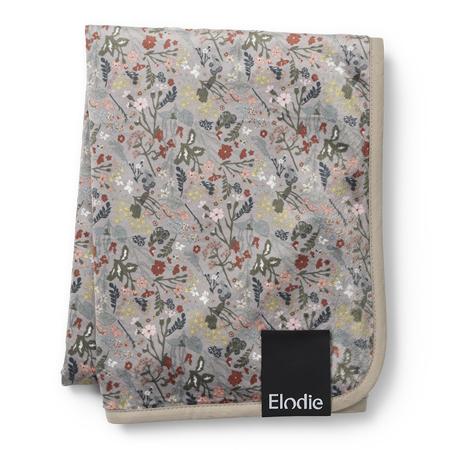 Immagine di Elodie Details® Coperta di velluto Vintage Flower  75x100