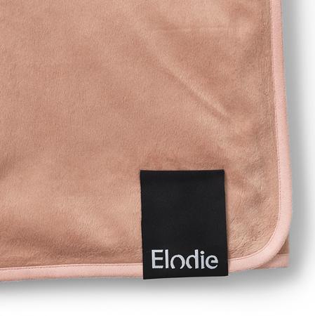 Immagine di Elodie Details® Coperta di velluto Faded Rose New 75x100