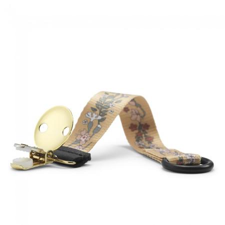 Elodie Details® Porta ciuccio Golden Vintage Flower