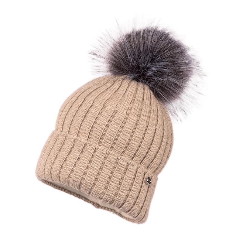 Immagine di Jamiks® Cappellino invernale Asiula Beige 56cm