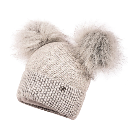 Picture of Jamiks® Children's Winter Cap Blanca Grey