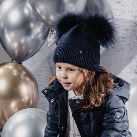 Immagine di Jamiks® Cappellino invernale Blanca Dark Blue