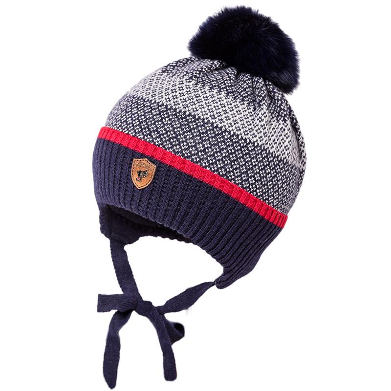Immagine di Jamiks® Cappellino Invernale Duo Dark Blue 42 cm