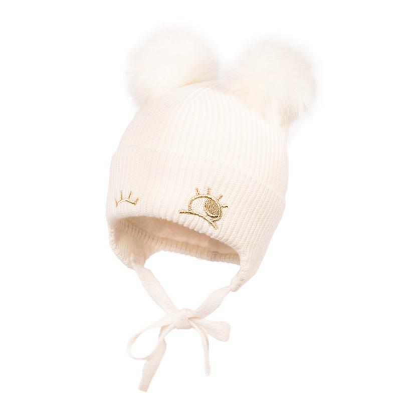 Immagine di Jamiks® Cappellino Invernale Zina Ecru 40 cm