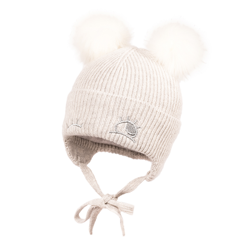 Immagine di Jamiks® Cappellino Invernale Zina Grey 44cm