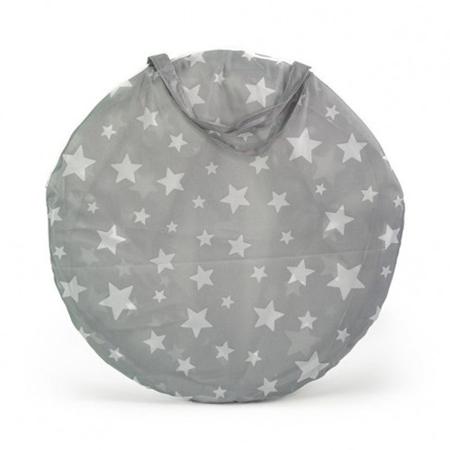 Immagine di Kids Concept® Tunnel Play Star Grey
