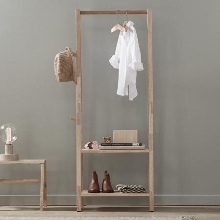 Kids Concept® Leseno stojalo za oblačila Saga