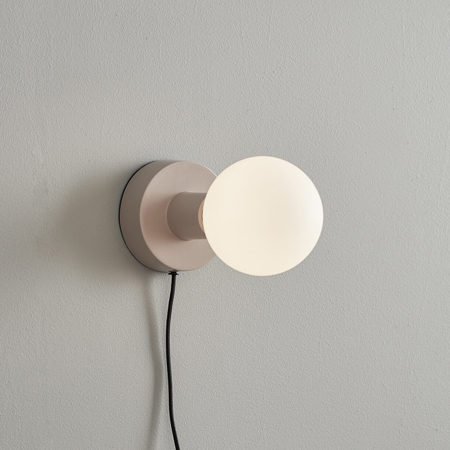 Picture of Kids Concept®  Metal light Rosa