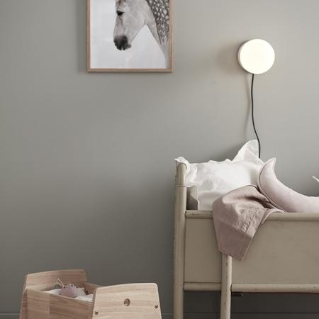 Immagine di Kids Concept® Luce in metallo Rosa