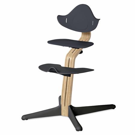 Immagine di Nomi® Seggiolone Anthracite  (sedile, schienale, poggiapiedi)