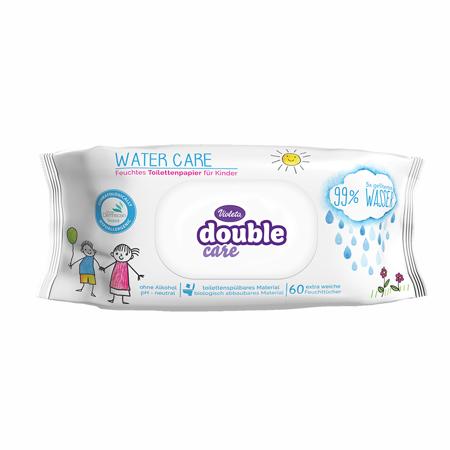 Immagine di Violeta® Carta igienica umidificata per bambini Kids 99% acqua 60/1