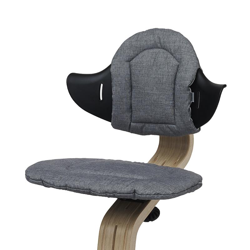 Immagine di Nomi® Blazina za stolček Dark Grey