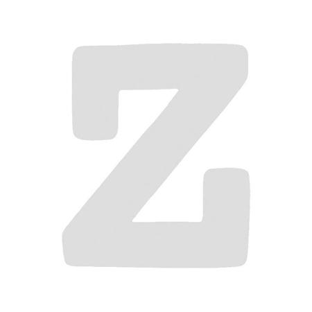 BamBam® Lettere di legno Bianche - Z