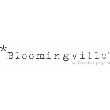 Bloomingville® Majhna bela polička oblaček