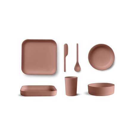 Picture of Liewood®  Bamboo Set Aiko Dark Rose