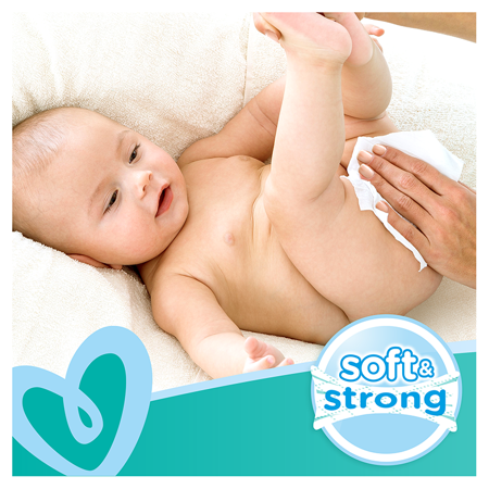 Immagine di Pampers® Salviettine umidificate Sensitive 80 pz.