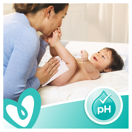 Immagine di Pampers® Salviettine umidificate Fresh Clean 3x52 pz.