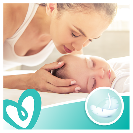 Immagine di Pampers® Salviettine umidificate Fresh Clean 4x80 pz.