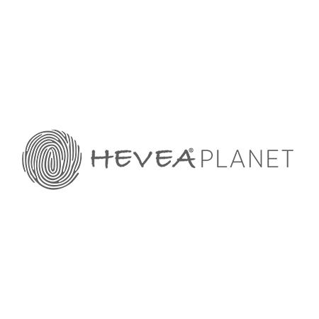 Immagine di Hevea® Set giocattoli da bagno colorati in gomma naturale