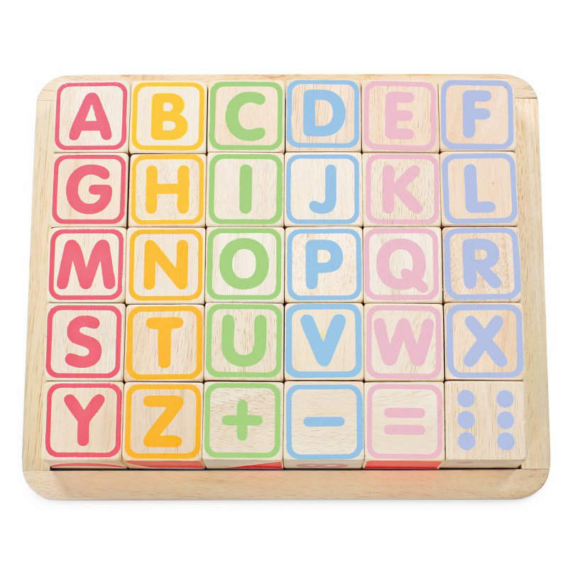 Picture of Le Toy Van® ABC Wooden Blocks