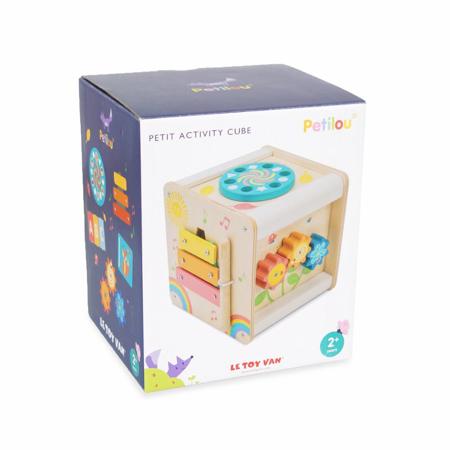 Immagine di Le Toy Van® Cubo d'attività in legno