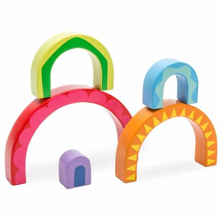 Immagine di Le Toy Van® Tunnel Arcobaleno