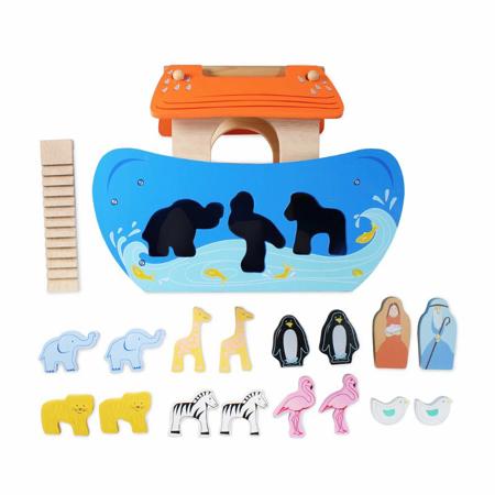 Immagine di Le Toy Van®  Arca di Noè in legno