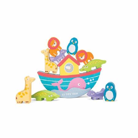 Immagine di Le Toy Van® Arca di Noè in legno che oscilla