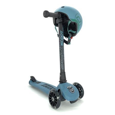 Immagine di Scoot & Ride® Monopattino per bambini Highwaykick 3 Steel LED
