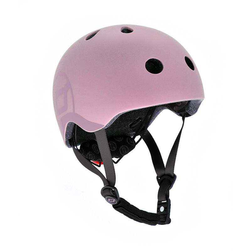 Immagine di Scoot & Ride® Casco per bambini S-M (51-55cm) Rose