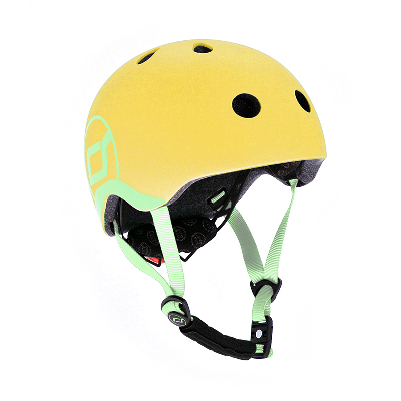 Immagine di Scoot & Ride® Casco per bambini  XXS-S (45-51cm) Lemon